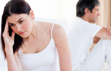 Inability to consummate after marriage